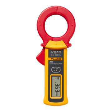 福禄克/FLUKE FLUKE-360漏电流钳形表,1μA分辨率