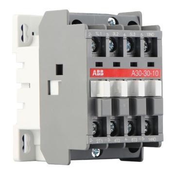 ABB 接触器,A30-30-10(AC220-230V50HZ/AC230-240V60HZ)