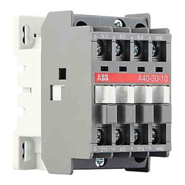 ABB 接触器,A40-30-10(AC220-230V50HZ/AC230-240V60HZ)