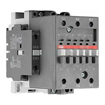 ABB接触器,A63-30-11(AC220-230V50HZ/AC230-240V60HZ)