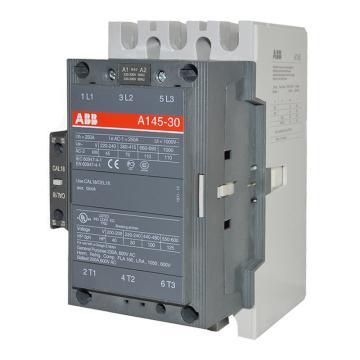 ABB接触器,A145-30-11(AC24V50/60HZ)