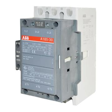 ABB接触器,A185-30-11(AC380-400V50HZ/AC400-415V60HZ)