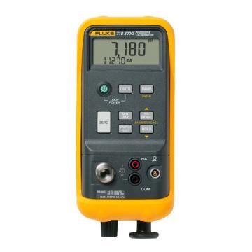 福禄克/FLUKE 718压力校准器,-12~300PSI/-850mbar~20bar/-85~2068.42kPa