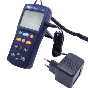 二氧化碳检测仪,泰仕 非色散式红外线二氧化碳测试器,TES-1370