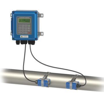 道盛/T-SONIC TUF-2000BW超声波流量计,壁挂外夹式,标准中型传感器,TUF-2000BWTM-1