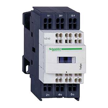 施耐德 直流线圈接触器,LC1D093BD