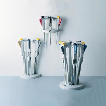 BRAND壁式/台式移液器挂架,可以放置3支Transferpette® 移液器