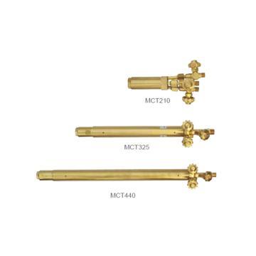 捷锐等压式机用割炬,MCT210,切割厚度:300mm,近气螺纹:M12*1.25