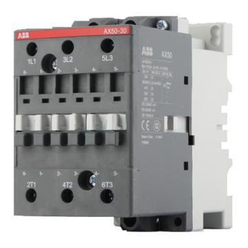 ABB 接触器,AX50-30-11(AC220-230V50HZ/AC230-240V60HZ)