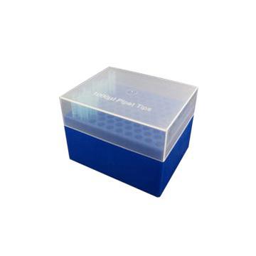 大龙吸头盒,1000μl/1200μl,96孔