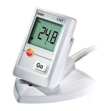 德图/Testo testo 174T迷你型温度记录仪 ,内置1通道,订货号:0572 1560