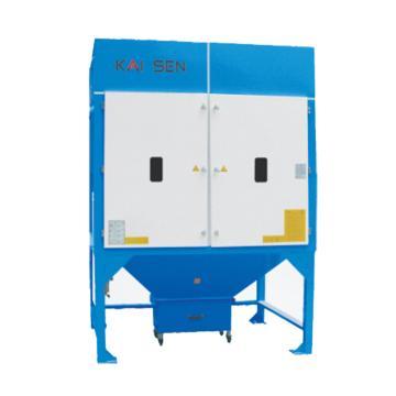 凯森 组合式烟尘净化器,KSZH120-16,吸气量32000m³/h,电机功率45KW