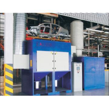 凯森 分体式烟尘净化器,KSFC-8616,吸气量12000~26000m³/h,电机功率15~37KW