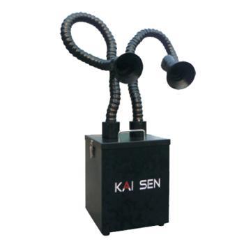 凯森 锡焊烟尘净化器,KSXH-12B,吸气量330m³/h,电机功率120W