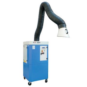凯森 移动式智能型烟尘净化器,KSZ-3.0D1,吸气量4000m³/h±100m³/h,电机功率3KW