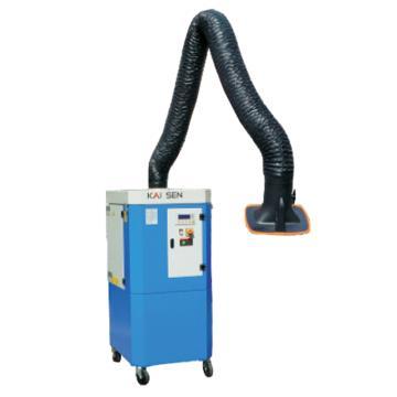 凯森 移动式智能型烟尘净化器,KSZ-1.5S,吸气量3000±100m³/h,电机功率1.5KW
