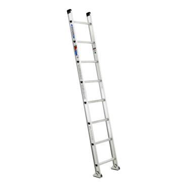 稳耐 D形踏棍直梯,踏台数:8,额定载荷(KG):136,工作高度(米):1.5,D1508-1