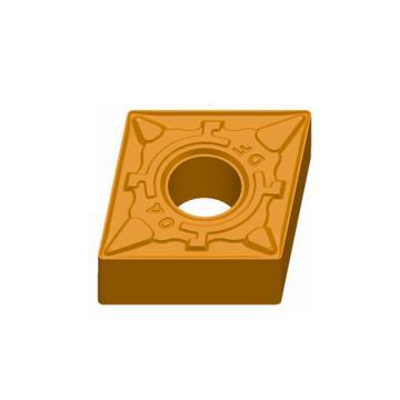 株洲钻石 车刀片,CNMG120412-DF YBC252,适合碳钢精加工,10片/盒