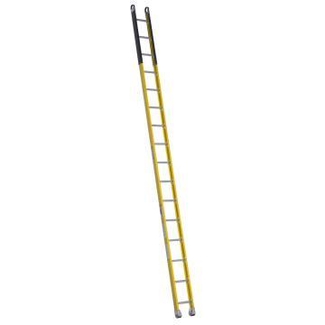 稳耐 绝缘沙井梯,踏台数:16,额定载荷(KG):170,工作高度(米):4.0,耐压(KV):35,M7116-1
