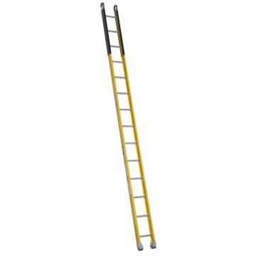 稳耐 绝缘沙井梯,踏台数:14,额定载荷(KG):170,工作高度(米):3.4,耐压(KV):35,M7114-1