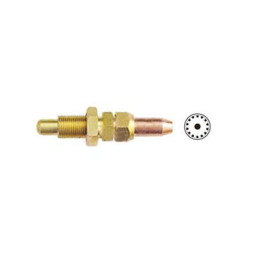 捷锐日本式割嘴,适于丙烷 切割厚度3-10mm ,适用割炬241C/CN,LP1