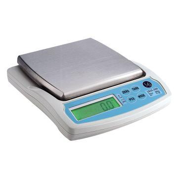 杰特沃 便携式电子天平,500g,精度:0.1g,JKH-500g