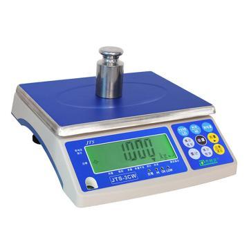 杰特沃 经济型电子计重秤,最小最大称量(kg):0.2*3