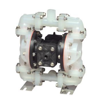 """胜佰德/SANDPIPER S05B2P1TPNI000 1/2""""非金属壳体气动隔膜泵"""