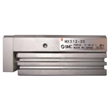 SMC MXS滑台缸,MXS6-10