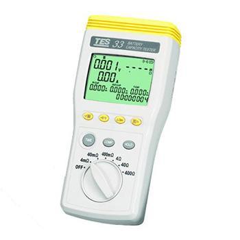泰仕/TES 电池测试器 带USB接口,TES-33
