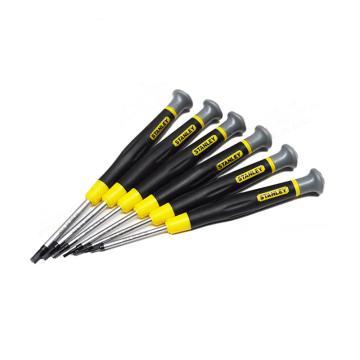史丹利 6角微型螺丝批H0.9x45mm,66-351-23