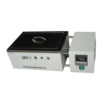 未来仪器 高温恒温沙浴锅(600℃),GWSY-1