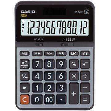 卡西欧 DX-120B 计算器 (单位:个)