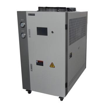 康赛 风冷工业冷水机,ICA-6,制冷量18KW,总功率5.3KW,380V