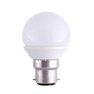佛山照明 LED球泡 3W B22卡口灯头,暖白光,整箱,100个每箱