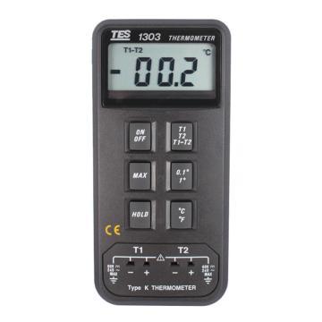 泰仕/TES 数字式温度表TES-1303