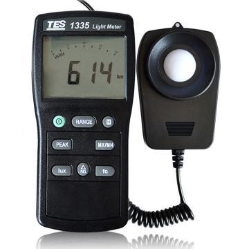 照度计,泰仕 数字式照度计,TES-1335