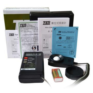 照度计,泰仕 数字式照度计,TES-1330A