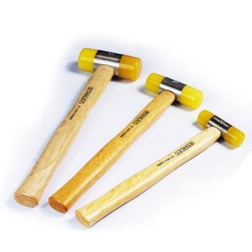 史丹利安装锤,木柄 28mm,57-055-23