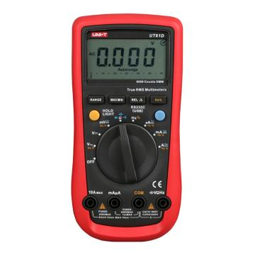 优利德/UNI-T UT61D自动量程型数字万用表