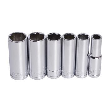 得力DeLi 六角套筒,铬钒钢,19mm,DL4019
