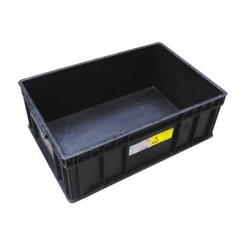防静电周转箱,外尺寸600*400*220