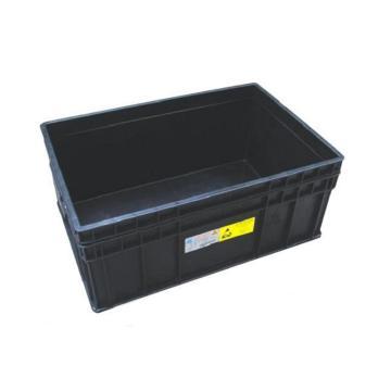 防静电周转箱,外尺寸600*400*255