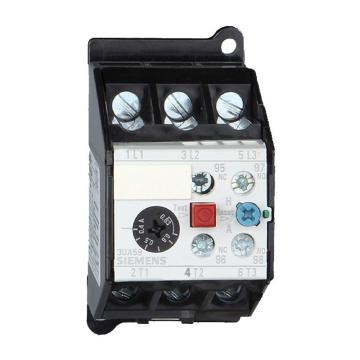西门子 热过载继电器,3UA5940-2A 10-16A