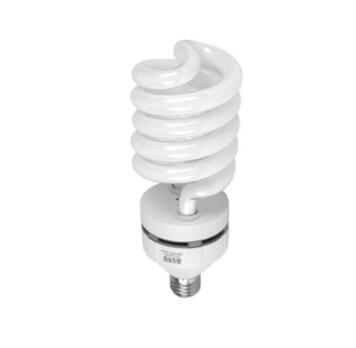 [请转SKU号AJD860 ]科导 BS-65W半螺节能灯65W E27白光,尺寸h1:180mm,h2:207mm D76,整箱20个每箱
