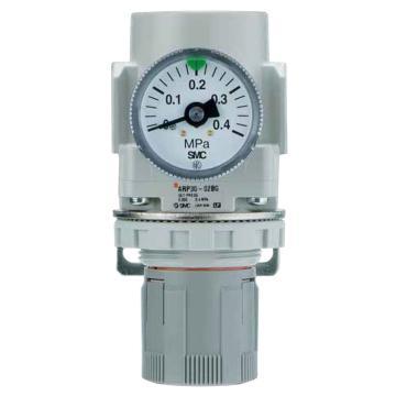 SMC 直动式精密减压阀,ARP20K-02BG-3