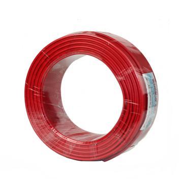 远东 单芯软电线,BVR-4mm2 红色,100米/卷