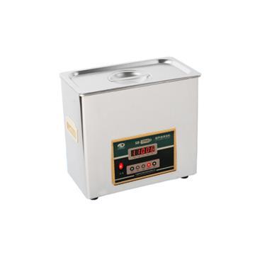 超声波清洗机,超声波频率:40KHz,容量:6L