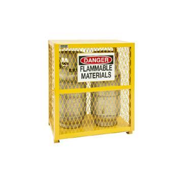 垂直气罐存储柜,宽深高:762*510*851,可装2个气罐