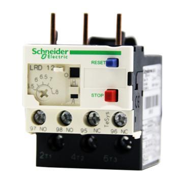 施耐德 热过载继电器,LRD12C